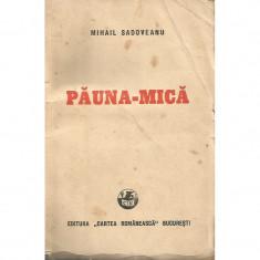 Pauna mica - Mihail Sadoveanu