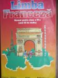 Limba franceza. Manual clasa a 4-a, anul 3 de studiu
