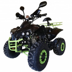 "ATV KXD 125cc -008 S PRO, roti de 8"" , culoare negru/verde Cod Produs: MX_NEW 3033B"