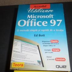 Utilizare Microsoft Office 97 – Ed Bott