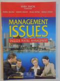 MANAGEMENT ISSUES, ENGLEZA PENTRU MANAGEMENT, 2005