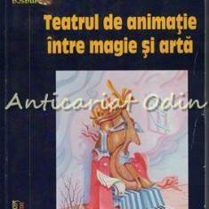 Teatrul De Animatie Intre Magie Si Arta - Anca Doina Ciobotaru