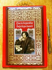 ENCICLOPEDIA INTELEPCIUNII (Ed. Roosa; 768 pagini); EXEMPLAR NOU! foto
