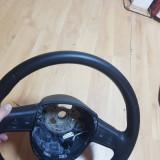 Vopsire volan/scaun auto din piele neagra