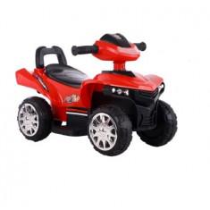 Masinuta electrica ATV Moto Speed 6V Rosu