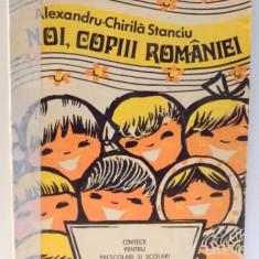 NOI, COPIII ROMANIEI de ALEXANDRU-CHIRILA STANCIU , 1983