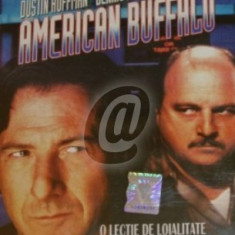 O lectie de loialitate - American Buffalo (DVD)