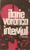 Interviul. Unsprezece Povestiri - Ilarie Voronca, 1989