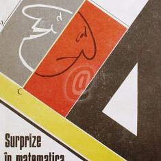 Surprize in matematica elementara