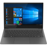 Ultrabook Lenovo 13.3'' YOGA S730, FHD IPS, Intel Core i7-8565U , 16GB, 512GB SSD, GMA UHD 620, Win 10 Home, Iron Grey