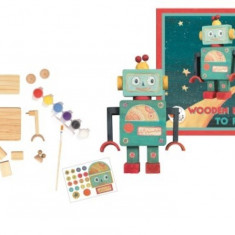 Set de pictat Robot Egmont