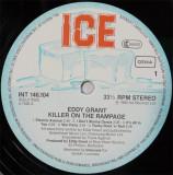 Eddy Grant - Killer On The Rampage (1982, Ice) Disc vinil LP original