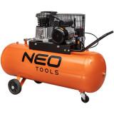 Compresor ulei orizontal 150L NEO TOOLS 12K031 HardWork ToolsRange