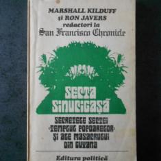 MARSHALL KILDUFF - SECTA SINUCIGASA