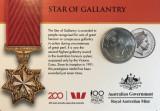 Moneda comemorativa Australia - seria ANZAC, Australia si Oceania