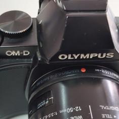 Olympus OM-D E-M5 mirrorless
