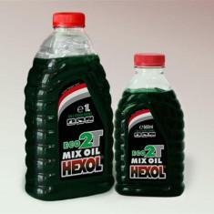 Ulei motor Hexol 2 timpi 0.5L verde 9866