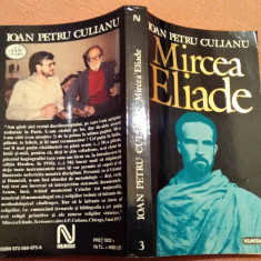 Mircea Eliade. Editura Nemira, 1995 - Ioan Petru Culianu