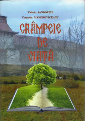 AS - VALERIU SANDOVICI - CRAMPEIE DE VIATA (AUTOGRAFE) foto