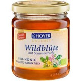 Miere din Flori Salbatice Bio 250 grame Hoyer Cod: 4002029001460