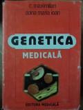 GENETICA MEDICALA - C. MAXIMILIAN, DOINCA MARIA IOAN