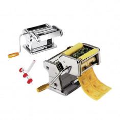 Masina Manuala Pentru Facut Paste 3 In 1, Ravioli, Otel Inoxidabil