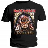 Tricou Iron Maiden: Legacy Aces