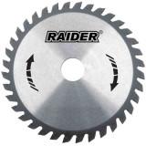 Raider - 163138 - Panza fierastrau circular, lemn, 85x10x- mm, 80 dinti
