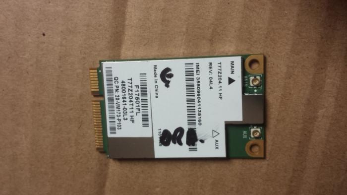 modem 3g Fujitsu LIFEBOOK E752 E751 E781 S751 S752 S781 S761 T731 Sierra MC8305