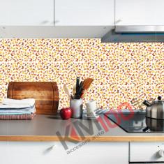 "Sticker Autocolant Faianta Decorativa ""Kitchen Design"" model K-FOL-10 (pret/metru liniar)"