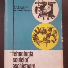 TEHNOLOGIA SCULELOR ASCHIETOARE - Enache, Dragu, Simionescu