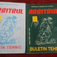 BULETIN TEHNIC ARBITRUL 2 NUMERE 70 76 1995 1999