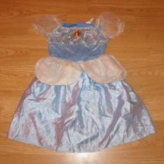 costum carnaval serbare cenusareasa pentru copii de 4-5-6 ani