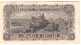 SV * Romania  RPR   LOT  25  LEI  si  100  LEI  1952  SERIA  ALBASTRA     +/- VF
