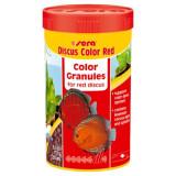 Sera Discus Color Red, 250ml, 112gr, 334, Hrana discusi granule
