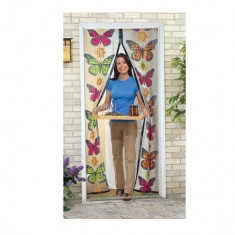 Plasa impotriva insectelor Magnetic Butterfly