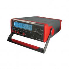 Multimetru de laborator UNI-T UT804, scalare auto sau manuala, true RMS