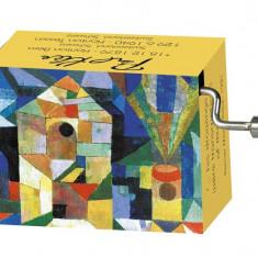 Flasneta Paul Klee melodie Bouree