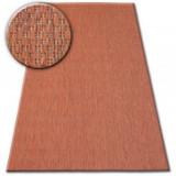 Covor sisal Flat 48663/120 teracotă , 60x180 cm