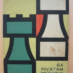 S. SAMARIAN - SA INVATAM METODIC SAHUL - 1965