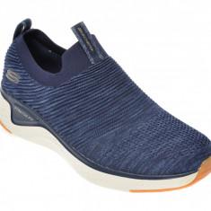 Pantofi sport SKECHERS bleumarin, Solar Fuse, din material textil