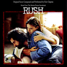 Soundtrack Rush Performed By Eric Clapton (cd)