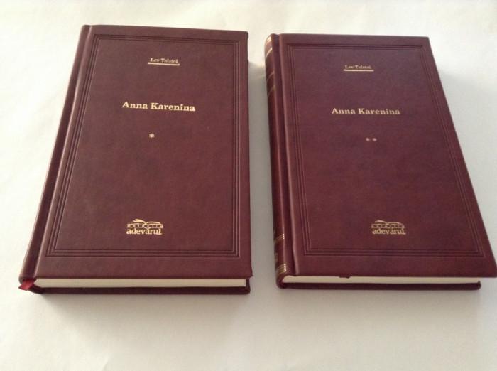 ANA KARENINA   -LEV TOLSTOI    ADEVARUL DE LUX-R17