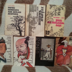 ROMANE CHINEZESTI (7 VOL)