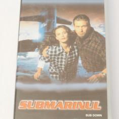 Caseta video VHS originala film tradus Ro - Submarinul
