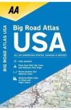 AA Big Road Atlas USA