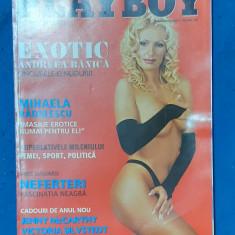Playboy Romania - Ianuarie 2001