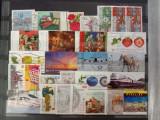 Cumpara ieftin Lot timbre stampilate Germania Bundespost - deparaiate, Regi