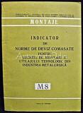 Indicator De Norme De Deviz Comasate M8 - INCERC