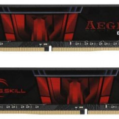 Memorii G.SKILL Aegis DDR4, 2x8GB, 3000 MHz